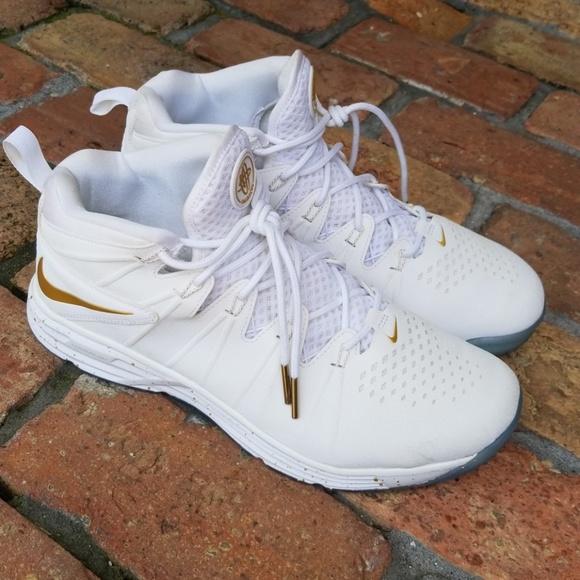 b8b9fc81709 Nike Huarache Lacrosse turf shoes! M 5b707bb3619745819160d602